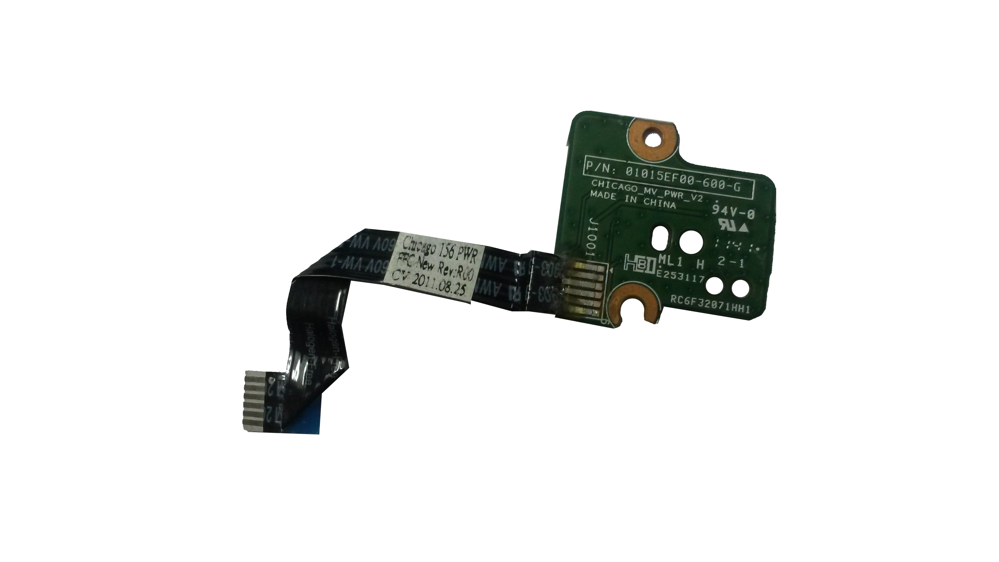 HP 630 bekapcsoló panel cc9a2ff95b