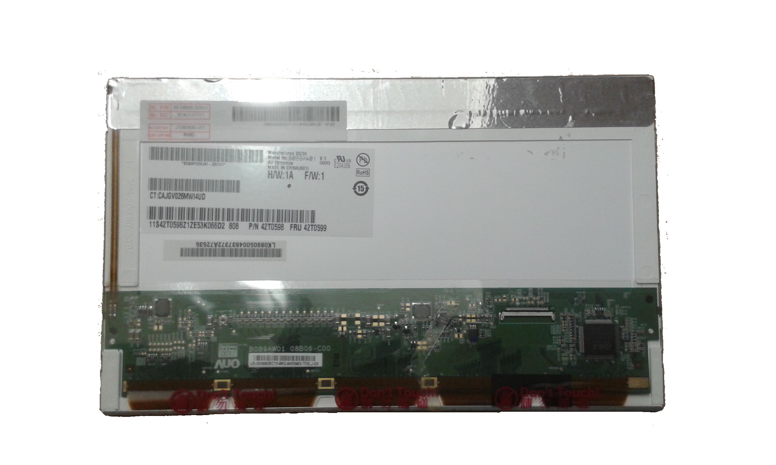Acer Aspire One ZG5 8.9 kijelzõ (FRU 42T0599) cc4003f58f