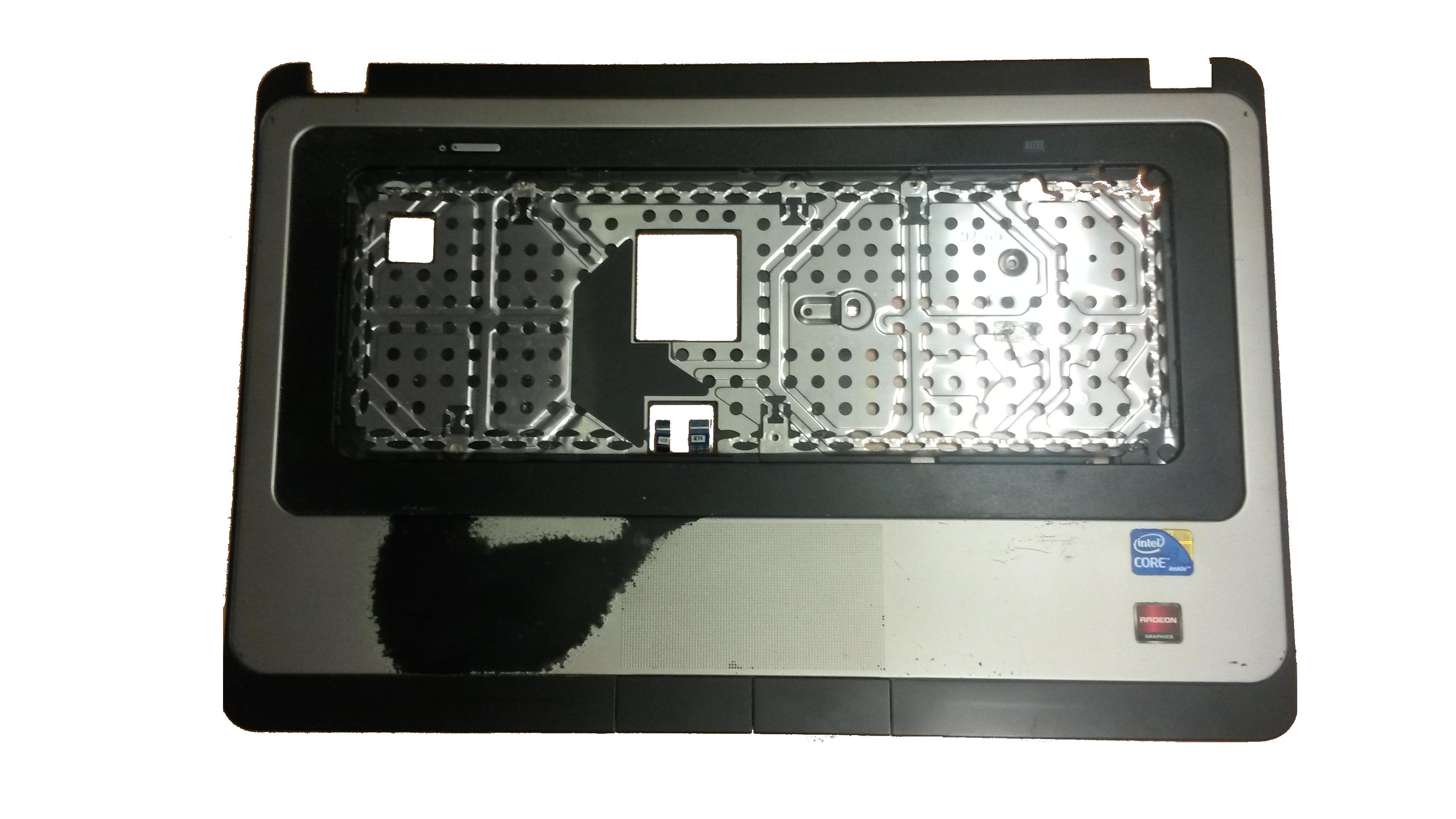 HP 630 felsõ fedél + touchpad (kopott) 49e7744398