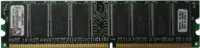 Kingston 1GB DDR1 400MHz PC3200 KVR400X64C3A/1G Ram