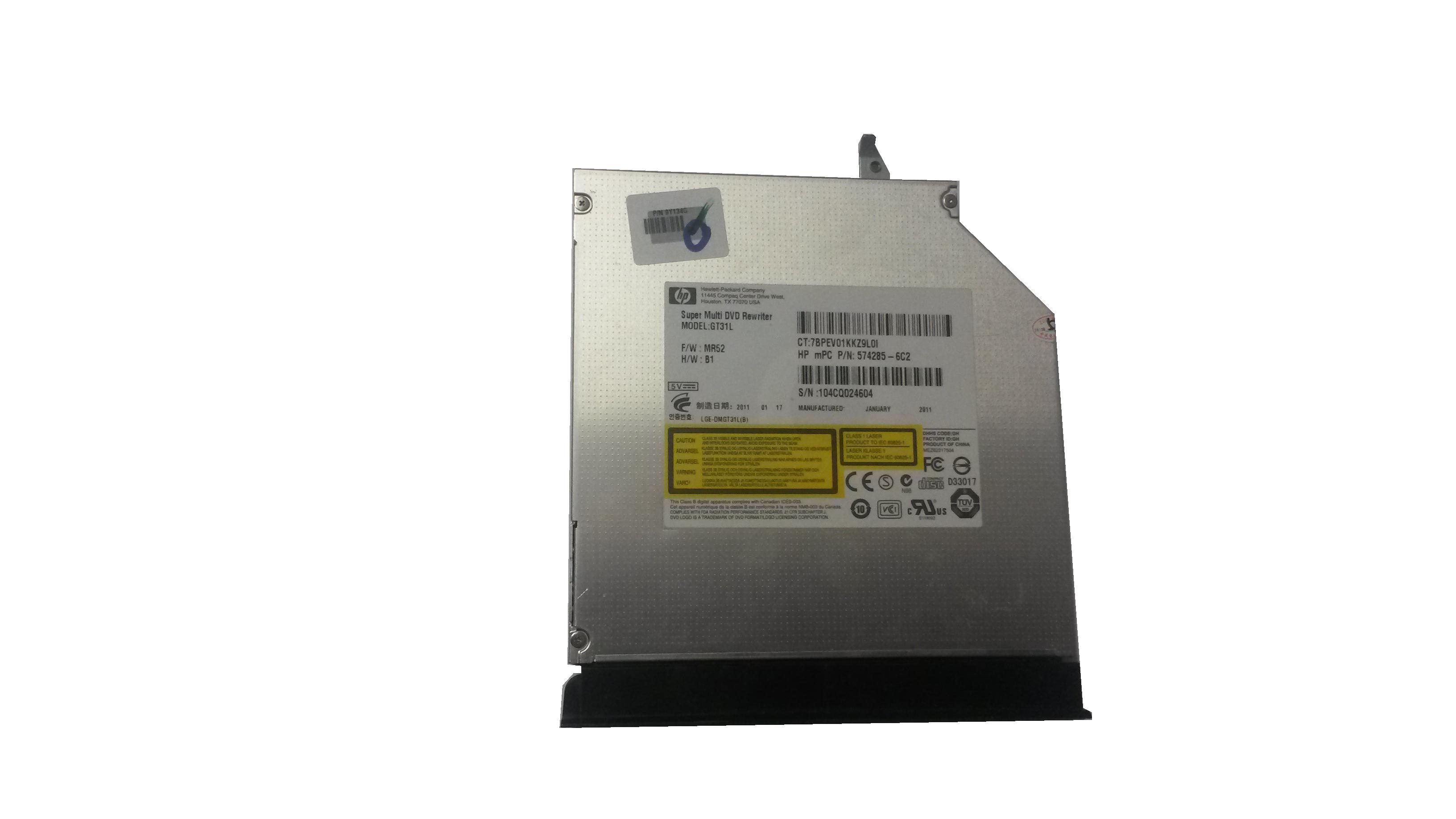 HP 630 DVD író elõlappal 23bea169fc