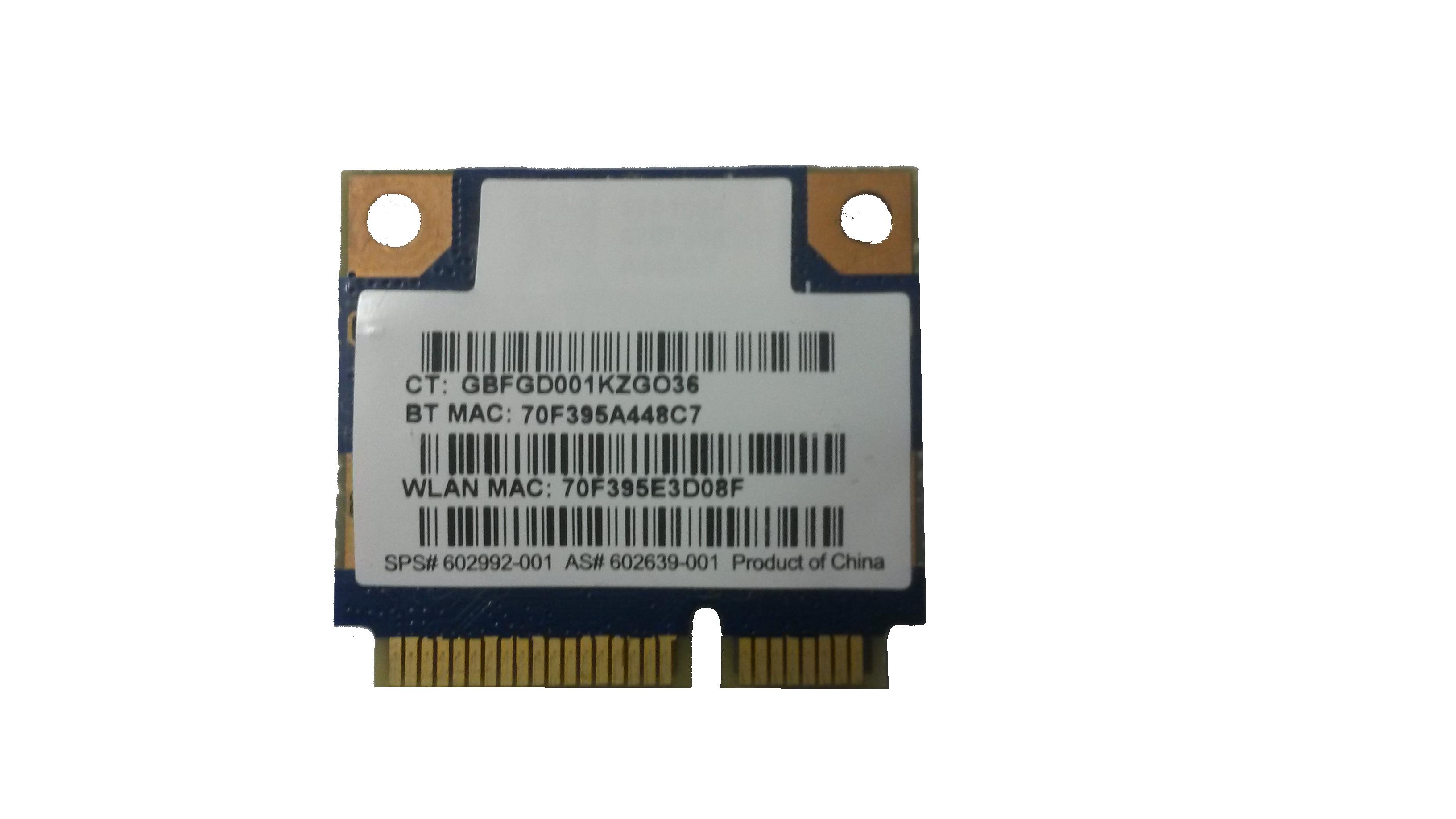 HP Compaq Presario CQ56 RAlink WIFI 52d29a0a46